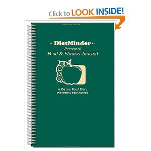 DietMinder Personal Food and Fitness Journal